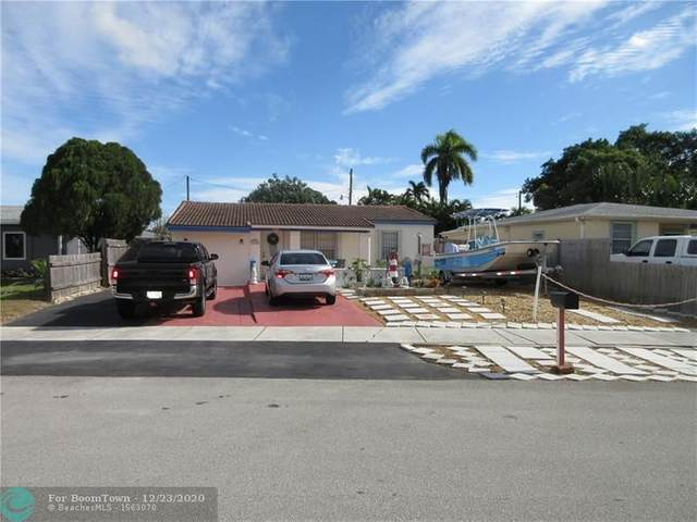 5424 NW 5th Ave, Oakland Park, FL 33309 (MLS #F10263733) :: Miami Villa Group