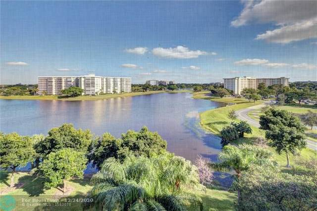 3051 N Course Dr #704, Pompano Beach, FL 33069 (MLS #F10263745) :: Patty Accorto Team