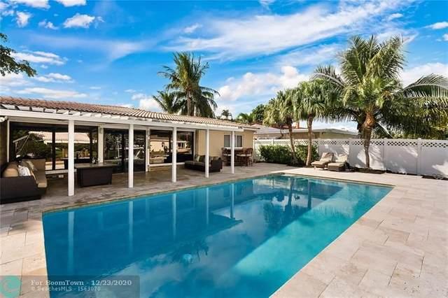 905 Avocado Isle, Fort Lauderdale, FL 33315 (MLS #F10263761) :: Miami Villa Group