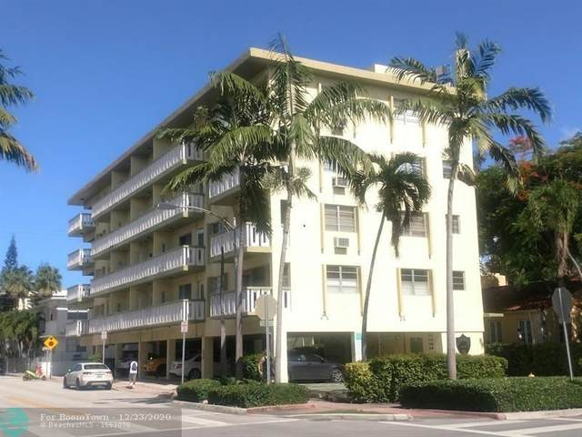 851 Meridian Ave #22, Miami Beach, FL 33139 (MLS #F10263779) :: Castelli Real Estate Services
