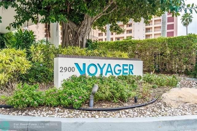 2900 NE 14th Street Cswy #505, Pompano Beach, FL 33062 (#F10263783) :: Ryan Jennings Group