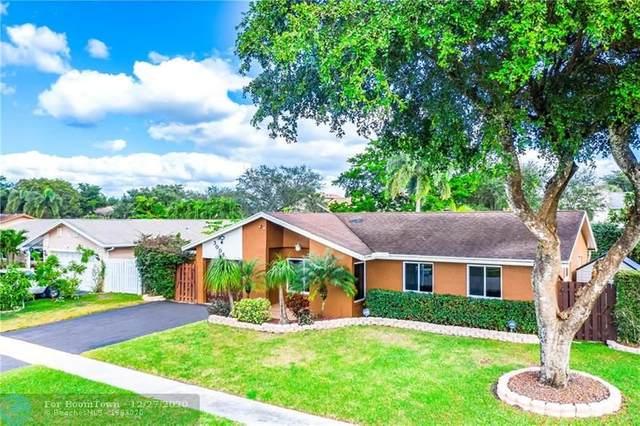 3006 NW 51st Ter, Margate, FL 33063 (MLS #F10263873) :: Berkshire Hathaway HomeServices EWM Realty