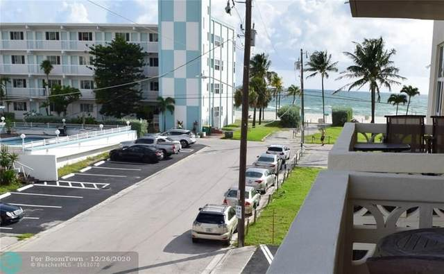 1901 S Ocean Dr #303, Hollywood, FL 33019 (#F10263929) :: The Rizzuto Woodman Team