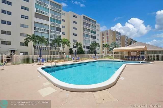 420 NE 12th Ave #302, Hallandale, FL 33009 (MLS #F10263985) :: Patty Accorto Team