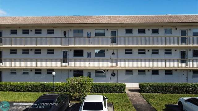 1751 NW 75th Ave #105, Plantation, FL 33313 (MLS #F10264049) :: Green Realty Properties