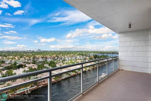 1600 S Ocean Dr Phc, Hollywood, FL 33019 (#F10264166) :: The Rizzuto Woodman Team