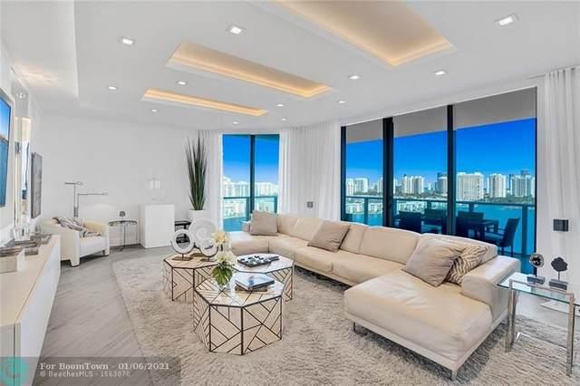 17301 Biscayne Blvd #1810, Aventura, FL 33160 (MLS #F10264170) :: Green Realty Properties