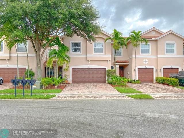 11485 Silk Carnation Way C, Royal Palm Beach, FL 33411 (MLS #F10264212) :: Berkshire Hathaway HomeServices EWM Realty