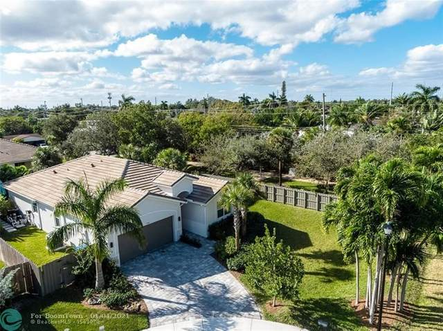700 NW 29th Ct, Wilton Manors, FL 33311 (MLS #F10264250) :: Castelli Real Estate Services