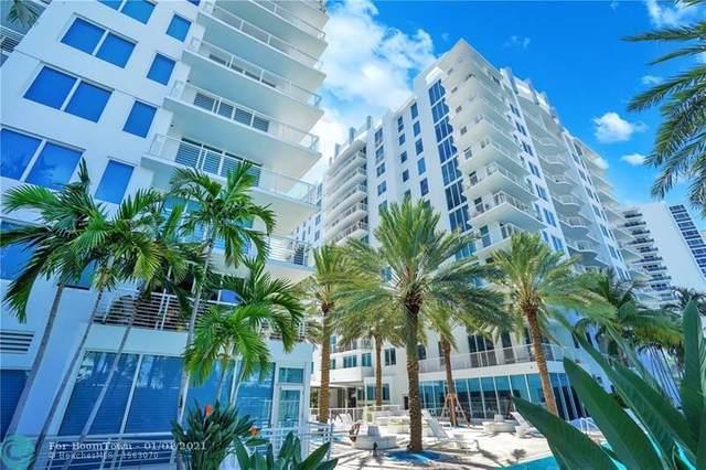 2821 N Ocean Blvd 802S, Fort Lauderdale, FL 33308 (MLS #F10264279) :: Green Realty Properties