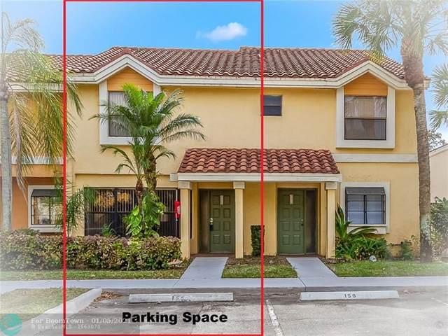 3703 Coral Tree Cir, Coconut Creek, FL 33073 (MLS #F10264304) :: Berkshire Hathaway HomeServices EWM Realty
