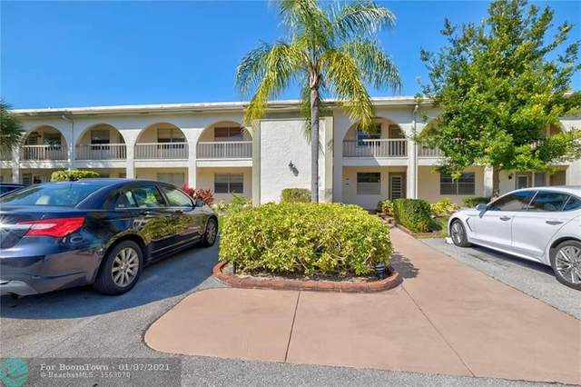 2704 Nassau Bnd I1, Coconut Creek, FL 33066 (MLS #F10264337) :: Green Realty Properties