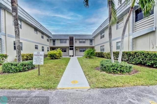 396 Brittany I, Delray Beach, FL 33446 (MLS #F10264343) :: Berkshire Hathaway HomeServices EWM Realty