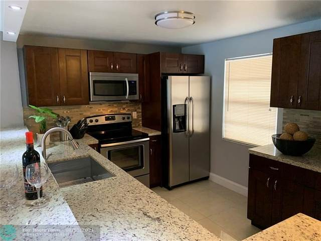 431 SE 3rd St #205, Dania Beach, FL 33004 (MLS #F10264347) :: Green Realty Properties