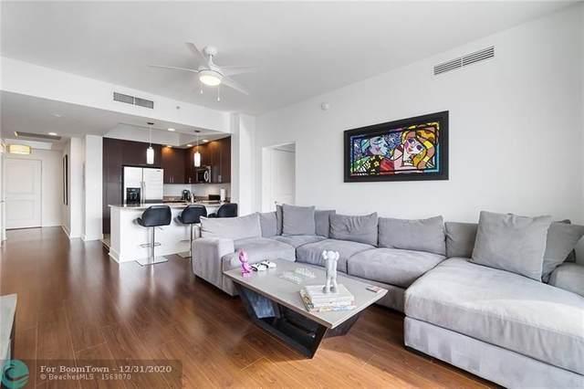 315 NE 3rd Av #1105, Fort Lauderdale, FL 33301 (#F10264376) :: Signature International Real Estate