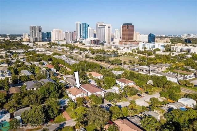301 SW 10TH ST #301, Fort Lauderdale, FL 33315 (MLS #F10264400) :: Miami Villa Group