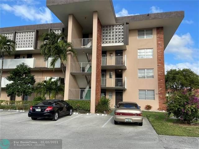 2991 NW 46th Ave #210, Lauderdale Lakes, FL 33313 (MLS #F10264401) :: Patty Accorto Team