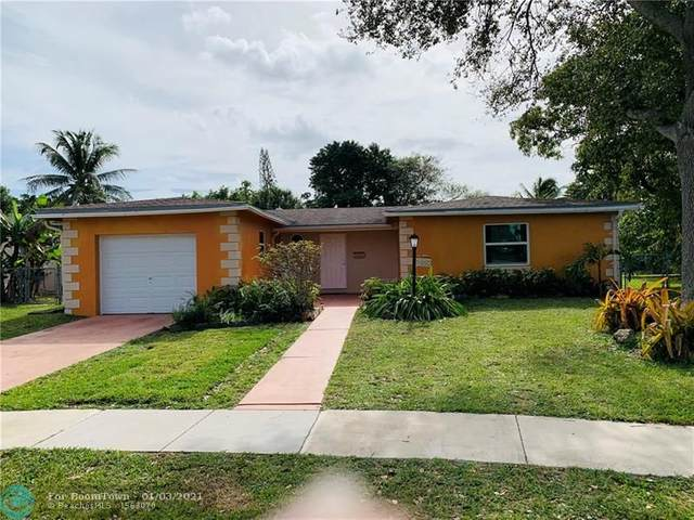 6960 SW 10th Ct, North Lauderdale, FL 33068 (MLS #F10264579) :: THE BANNON GROUP at RE/MAX CONSULTANTS REALTY I