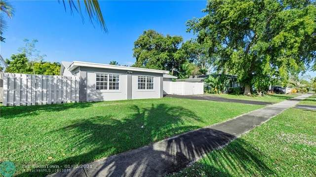 8121 NW 72nd Ave, Tamarac, FL 33321 (MLS #F10264621) :: THE BANNON GROUP at RE/MAX CONSULTANTS REALTY I