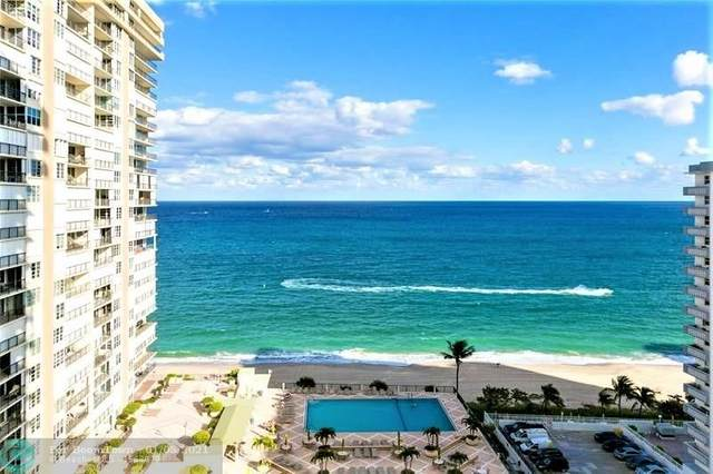 4280 Galt Ocean Dr 17B, Fort Lauderdale, FL 33308 (#F10264688) :: The Power of 2 | Century 21 Tenace Realty