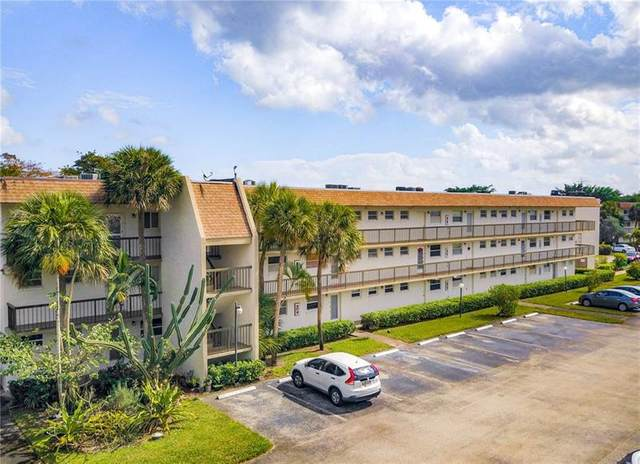 1751 NW 75th Ave #102, Plantation, FL 33313 (MLS #F10264714) :: Green Realty Properties