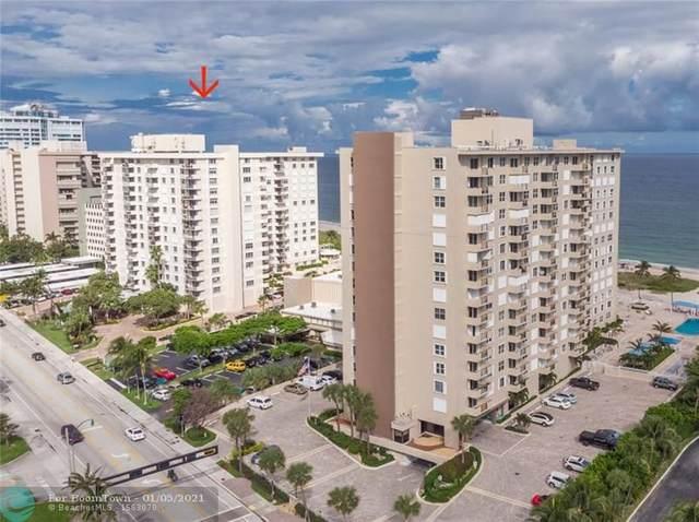 1900 S Ocean Blvd 14B, Pompano Beach, FL 33062 (#F10264728) :: Signature International Real Estate