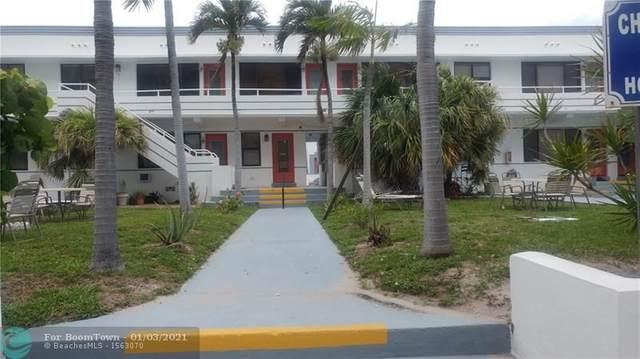 311 Liberty St #7, Hollywood, FL 33019 (MLS #F10264740) :: Green Realty Properties