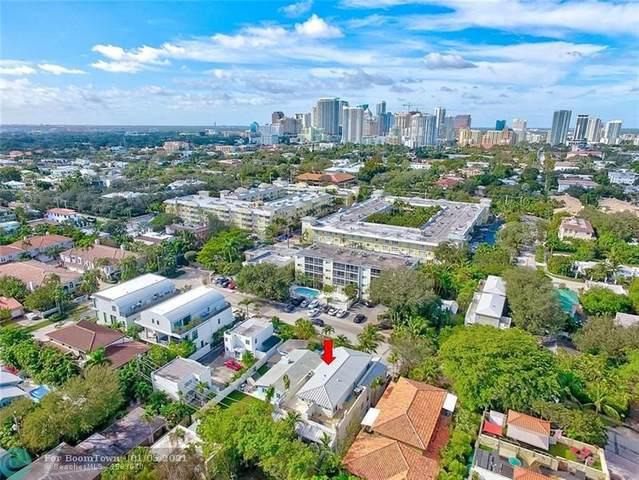 116 NE 16th Terrace #116, Fort Lauderdale, FL 33301 (MLS #F10264800) :: Miami Villa Group