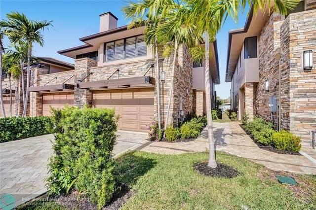 2727 NE 14th St #4, Fort Lauderdale, FL 33304 (MLS #F10264837) :: Green Realty Properties