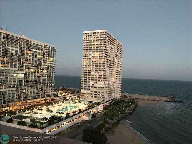 2100 S Ocean Dr 14A, Fort Lauderdale, FL 33316 (MLS #F10264847) :: Castelli Real Estate Services