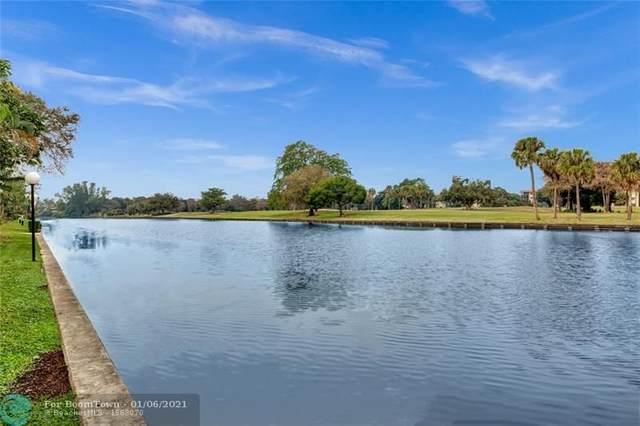 3581 Inverrary Dr #408, Lauderhill, FL 33319 (MLS #F10264869) :: Castelli Real Estate Services