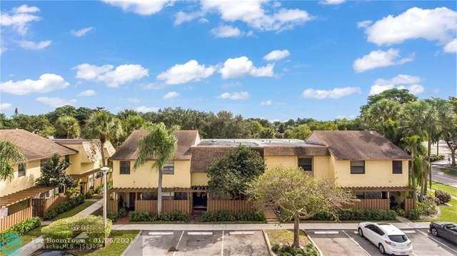 7855 NW 11th St #7855, Plantation, FL 33322 (MLS #F10264881) :: Castelli Real Estate Services