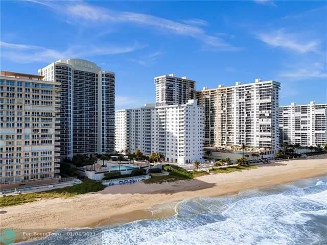 4250 Galt Ocean Dr 6C, Fort Lauderdale, FL 33308 (MLS #F10264886) :: Berkshire Hathaway HomeServices EWM Realty