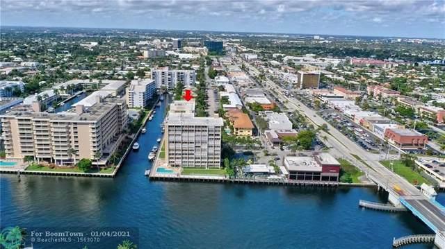 3100 NE 49th St #905, Fort Lauderdale, FL 33308 (MLS #F10264915) :: Green Realty Properties