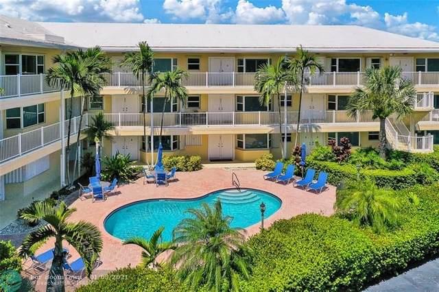 535 E Hendricks Isle #307, Fort Lauderdale, FL 33301 (MLS #F10264942) :: Berkshire Hathaway HomeServices EWM Realty
