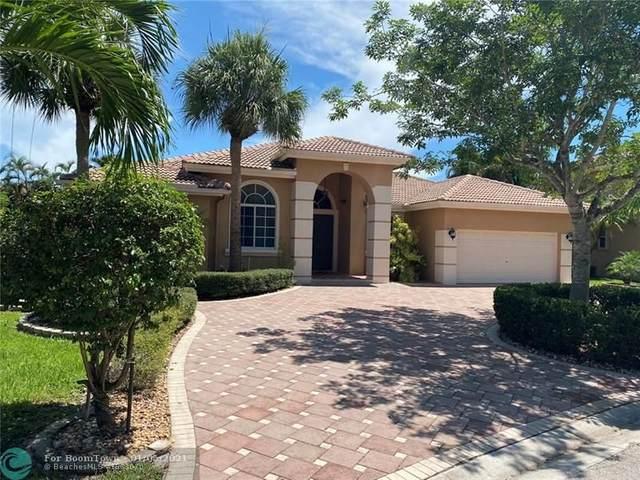 531 NW 118th Way, Coral Springs, FL 33071 (MLS #F10264948) :: Berkshire Hathaway HomeServices EWM Realty