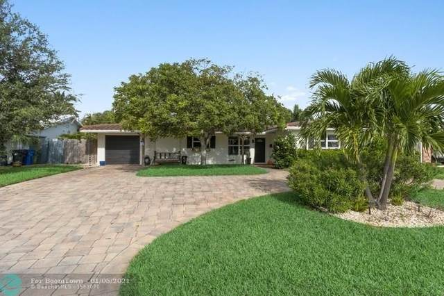 1707 NE 52nd St, Fort Lauderdale, FL 33334 (MLS #F10264992) :: Castelli Real Estate Services