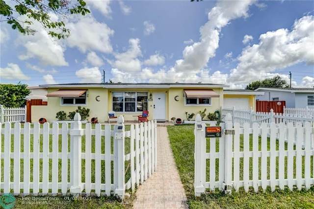 3170 SW 22nd Ct, Fort Lauderdale, FL 33312 (MLS #F10265017) :: THE BANNON GROUP at RE/MAX CONSULTANTS REALTY I
