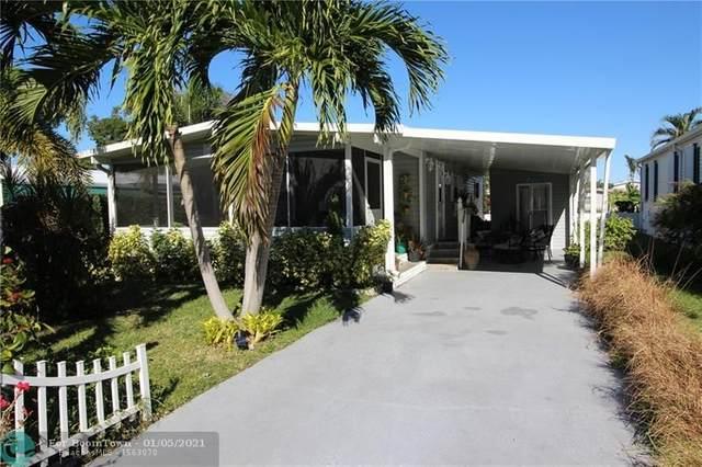 461 NW 51st St, Deerfield Beach, FL 33064 (#F10265028) :: Posh Properties