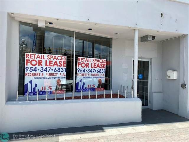 1820 Harrison St, Hollywood, FL 33020 (#F10265038) :: Posh Properties
