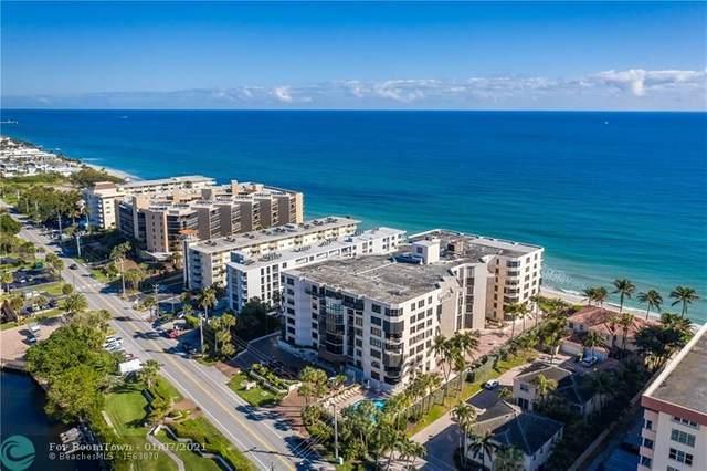 1155 Hillsboro Mile #401, Hillsboro Beach, FL 33062 (MLS #F10265056) :: Castelli Real Estate Services