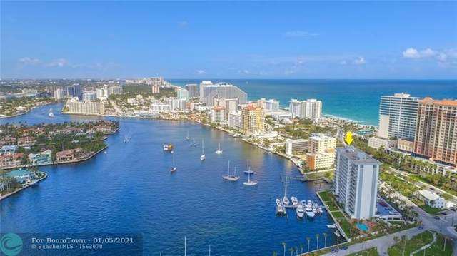 77 S Birch Rd 3A, Fort Lauderdale, FL 33316 (MLS #F10265094) :: Dalton Wade Real Estate Group
