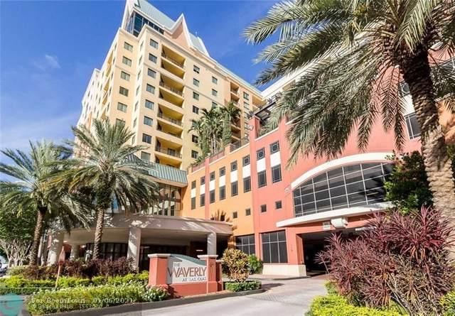 100 N Federal Hwy #730, Fort Lauderdale, FL 33301 (MLS #F10265100) :: Green Realty Properties