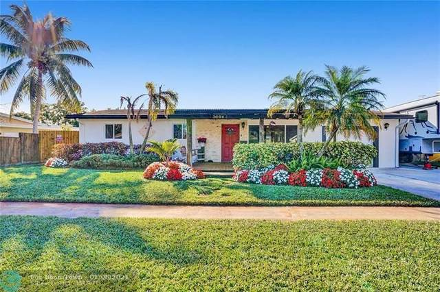 3664 SW 17th St, Fort Lauderdale, FL 33312 (MLS #F10265115) :: Green Realty Properties
