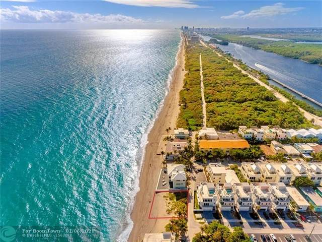 5510 N Surf Rd, Hollywood, FL 33019 (MLS #F10265121) :: GK Realty Group LLC