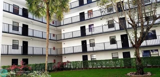 6193 Rock Island Rd #418, Tamarac, FL 33319 (MLS #F10265191) :: Green Realty Properties