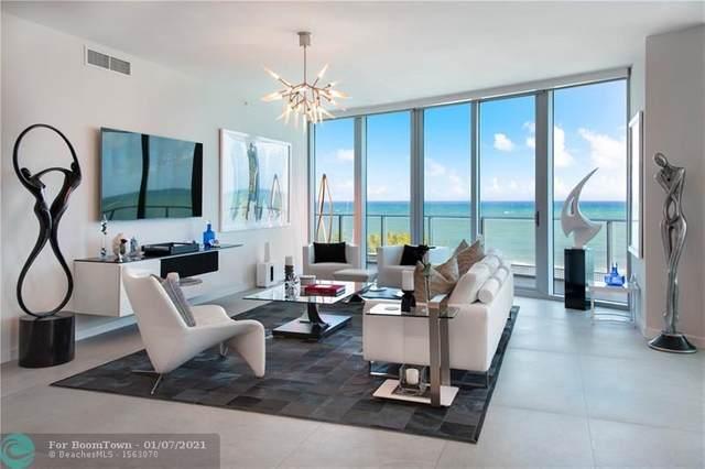 701 N Fort Lauderdale Beach #601, Fort Lauderdale, FL 33304 (MLS #F10265247) :: Berkshire Hathaway HomeServices EWM Realty