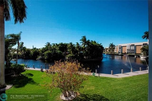 3010 NE 16TH AV #202, Oakland Park, FL 33334 (#F10265290) :: Posh Properties