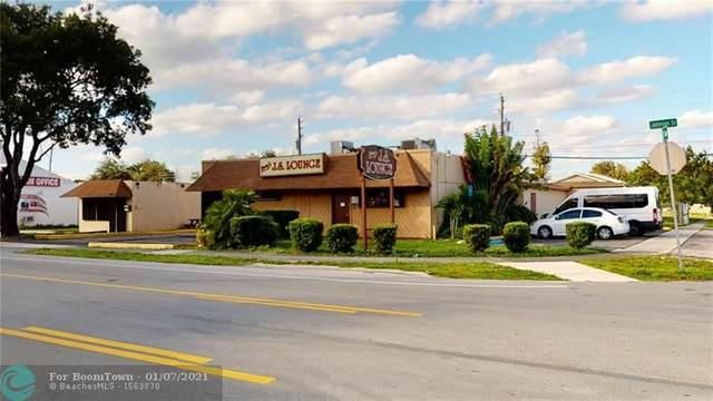 5701 Johnson St, Hollywood, FL 33021 (#F10265297) :: Posh Properties