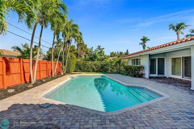 2641 NE 33rd St, Fort Lauderdale, FL 33306 (MLS #F10265309) :: Miami Villa Group